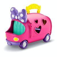 Fisher-price Disney Minnie Mouse Bowtique Minnie's Pet Tour Van on sale