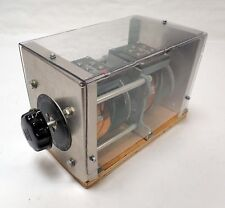 Power Stat 216bu 2 Variable Autotransformer 240vac 0 280vac 35 A Ph1 95kva