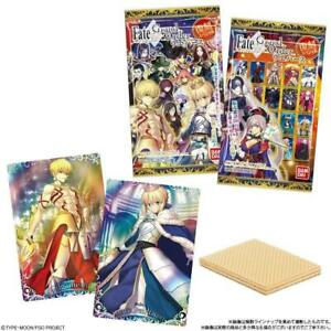 FATE-GRAND-ORDER-RANDOM-COLLECTIBLE-WAFER-CARD-Sealed-FGO-Revival-Special-Series
