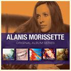 Alanis Morissette - Original Album Series 5 CD Set 2012 Warner