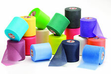 Mueller MWRAP PreWrap Hair Wrap 6 HOT Colors 6 Rolls Soccer & Sports Headbands