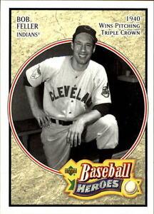 2005-Upper-Deck-Baseball-Heroes-tarjeta-elegir-entre-1-173