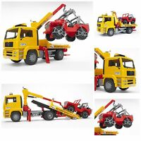 Pickup Truck Crane Rc Tow Truck Toy Vehicles For Boys Tow Truck Toy Bruder Man
