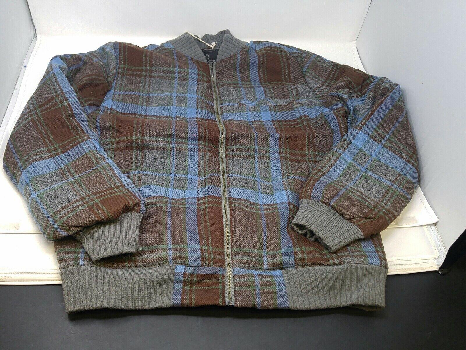 prAna Women's Heather Grey Showdown Bomber Athletic Insulated Jacket Size Large