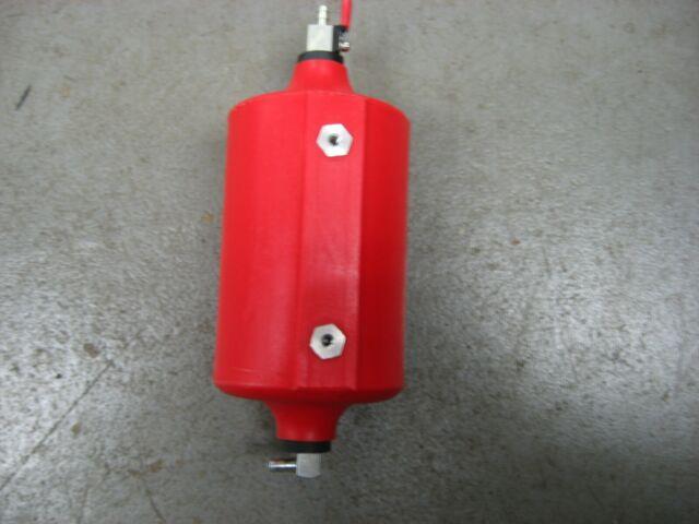 JAZ Products 600-025-11 1 QT BLUE OVERFLOW TANK