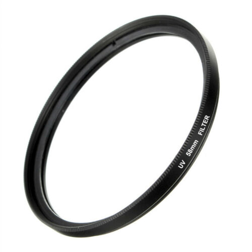 52mm UV Filter Camera Lens Protector for Canon DSLR//SLR//DC//DV
