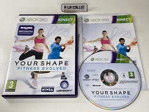Your Shape Fitness Evolved - Jeu XBOX 360 (FR) - PAL - Complet