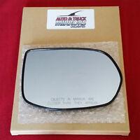 Mirror Glass With Backing Honda Cr-v Passenger Right Side