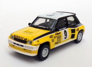 Norev MODELLINO IN SCALA 1/64 AUTO 310501-RENAULT 5 Turbo Auto da Corsa #9