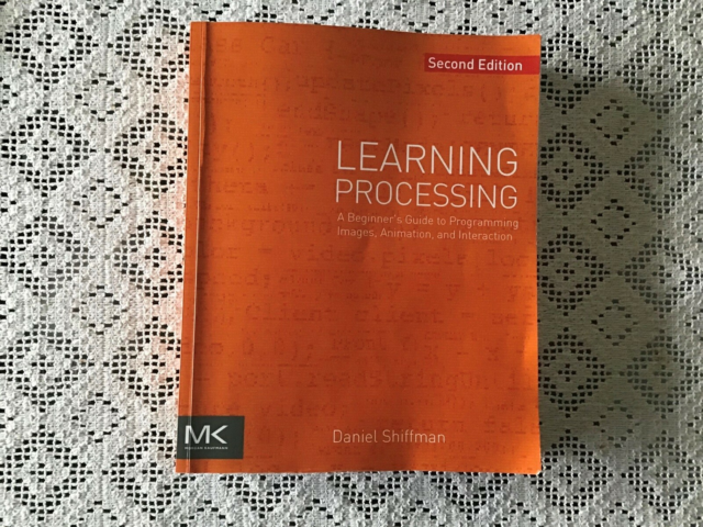 Learning processing, Daniel shiffman  , emne: it og grafik