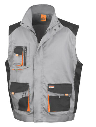 Result Work Lightweight Breathable Windproof Water Repellent Bodywarmer Gilet