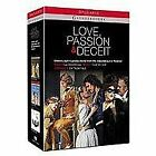 Glyndebourne - Love, Passion And Deceit (DVD, 2012, 3-Disc Set)