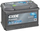 Exide EA722 Standard Battery