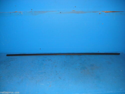84-90 C4 CORVETTE RIGHT HAND DOOR MOLDING NEW REPRO