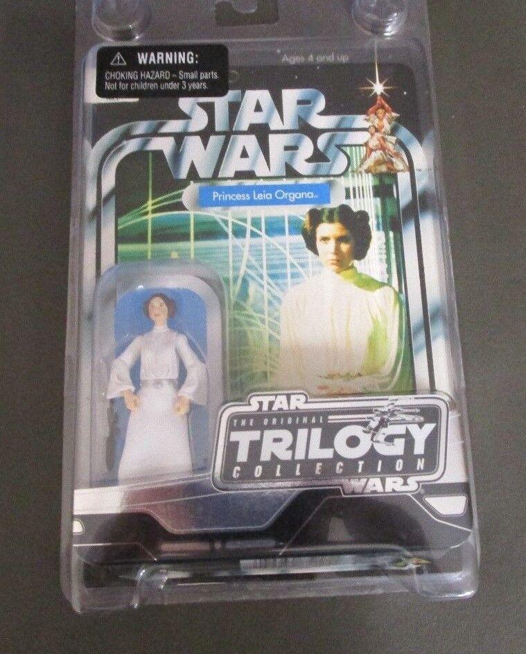 Princess Leia 2006 STAR WARS Saga The Original Trilogy Collection MOC