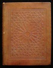LE JARDIN DES CARESSES, by Franz Toussaint 1921 Limited Edition French Moorish