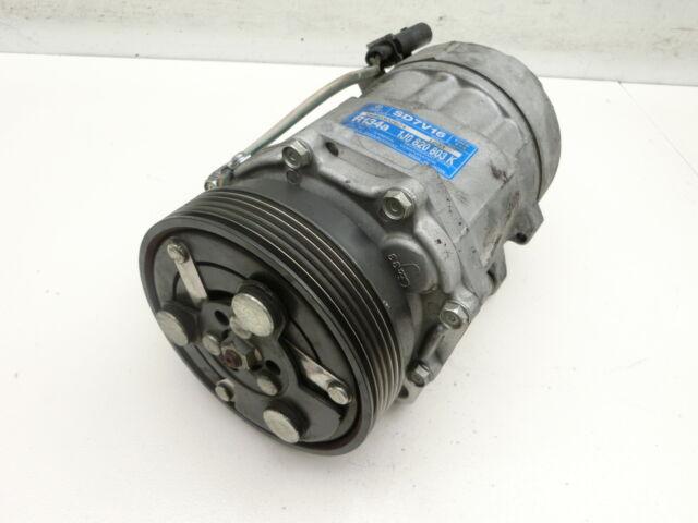 Klimakompressor Klima Kompressor für VW Golf 1J IV 03-06 TDI 1,9 74KW