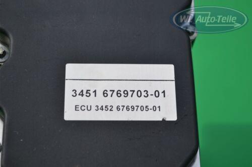 BMW e60 ABS Unité De Commande Hydraulique Bloc 0265234134 3451675874301 3451676970301