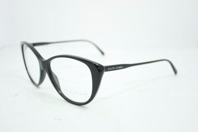 Polo Ralph Lauren Frames Eyeglasses 2058 5246 54mm Black on Green | eBay
