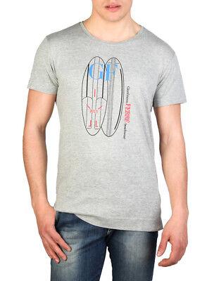 GIANFRANCO FERRE 53064 Luxury 100/% Cotton Designer T-Shirt