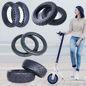 For-xiaomi-M365-Electric-Scooter-8-1-2x2-Solid-Outer-Tire-Wheel-Inner-T-uW