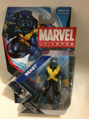 MARVEL UNIVERSE COMIC SHOT SERIES 4 #10 XMEN BEAST.