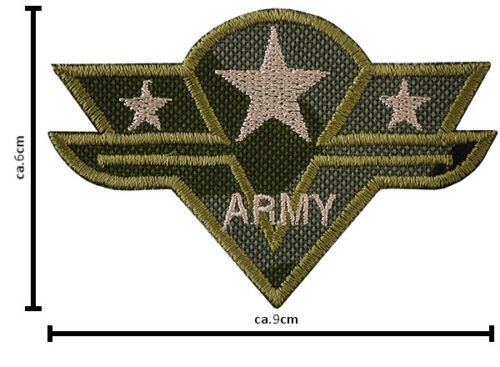 Ejército militar parches aufbügler Patch insignia perchas imagen Patch imagen