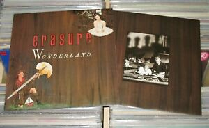 Erasure-LP-VG-Wonderland-Reunion-Oh-L-039-amour-Synthie-Pop-Mute-1986-GER