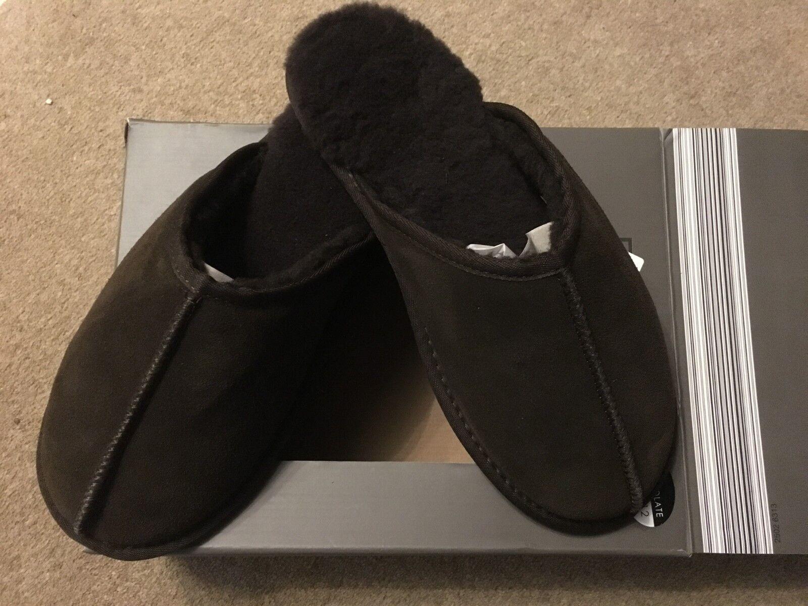 Aldi Sheepskin Slippers Size 9 - 10
