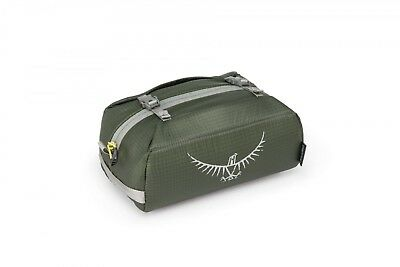 Osprey Ultralight Washbag Padded Cultura Borsa A Sacco Shadow Grey Grigio Nuovo-