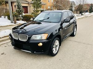 Bmw x3 full options include safety