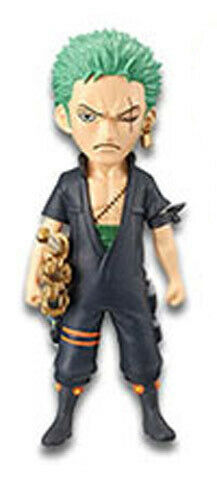 2 One Piece Stampede 3/'/' Zoro World Collectable Figure WCF Vol