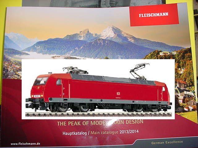 Fleischmann N 7322 Br Br Br 145 045-1 Ep 5 Db Ag New+ Box 2 Years Warranty ce4777
