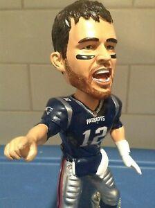 Nfl Patriots de la Nouvelle-Angleterre Tom Brady    Bobblehead / Brand In Box  super Bowl