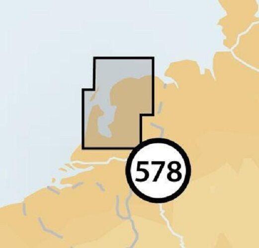 5G578S2 Navionics+ Ijmuiden to Lauwersmeer - MicroSD