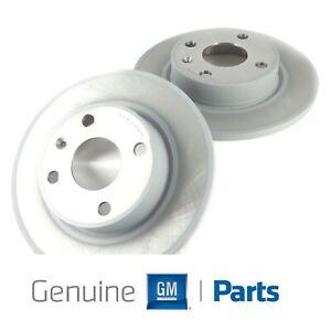 VAUXHALL TIGRA X04 1.8 2x Brake Discs Pair Solid Rear 04 to 09 Z18XE 240mm Set