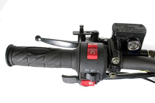 Quad ATV 125cc mit Schneeschieber Schneeschild Räumschild 100cm aufgebaut SP