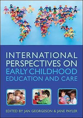1 of 1 - International Perspectives on Early Childhood Education And Care