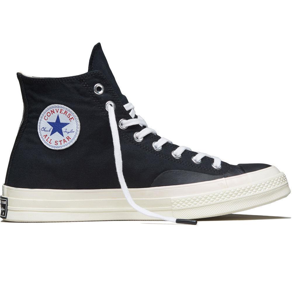 Converse Chuck Taylor idrorepellente All Star Hi 1970s nero idrorepellente Taylor bianco 155448c 70 786d4a