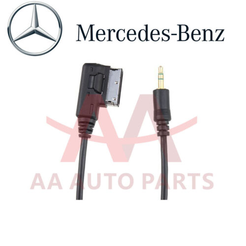 Mercedes Benz Media Interface Aux Adapter Cable Au Local Stock
