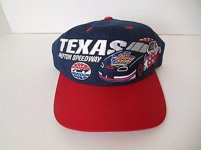 Texas Motor Speedway Racing Ball Cap Race Snapback Baseball Hat Adjustable