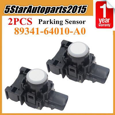 89341-35010 Black Bumper PDC Parking Sensor for Toyota 4runner 2010-2014 2.7 4.0