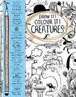 Draw: Creatures! von Macmillan Children's Books (2015, Taschenbuch)