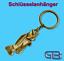 Schluesselanhaenger-Taschenanhaenger-Fisch-Gold-Silber-Bronze Indexbild 4