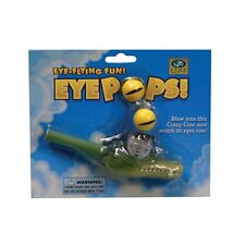 Alligator Gator Eye Pops Speech Therapy Tool Toy Oral Motor