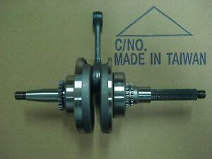 Details about Yamaha Zuma/BWS 125 high performance 61 8 mm TY5-400 stroker  crankshaft