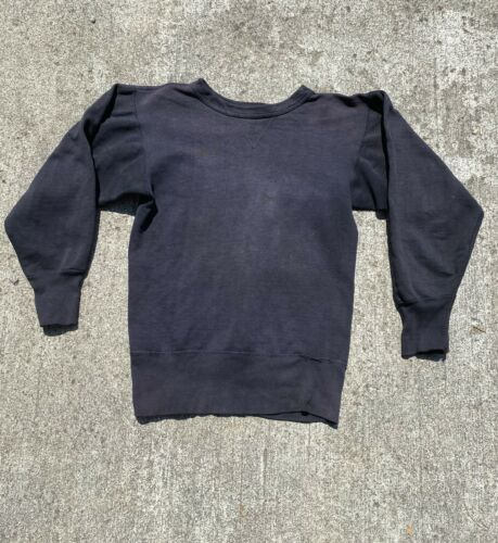 Vintage Single V 50's Sun Faded Cotton Sweatshirt