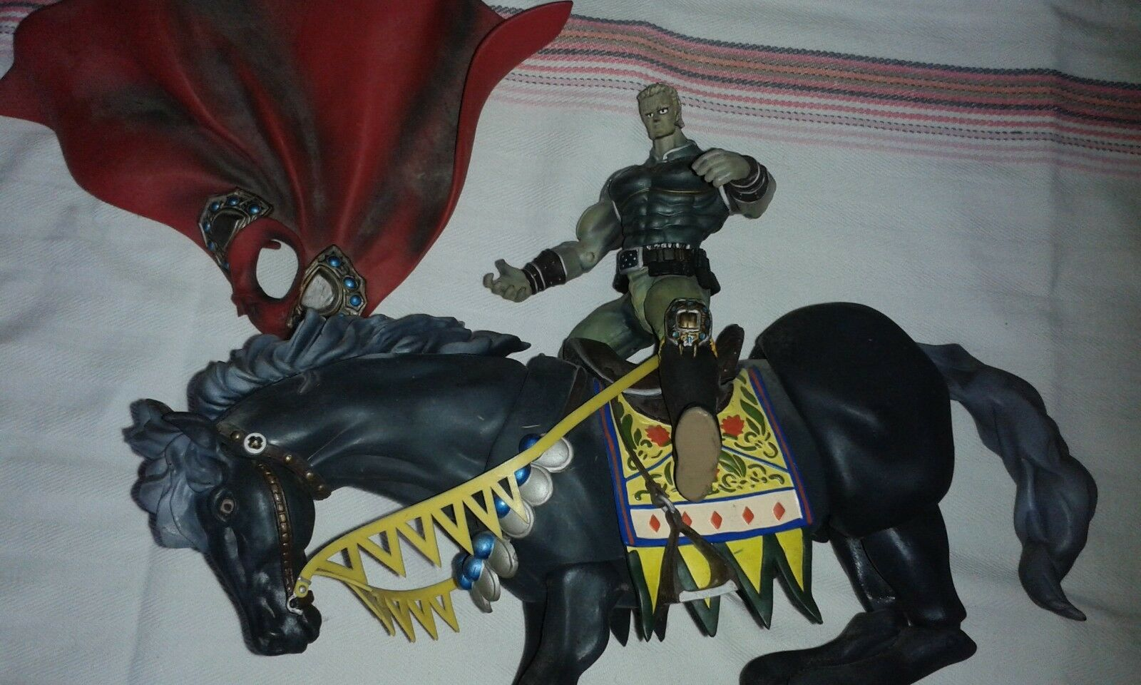 HOKUTO NO KEN SHIRO IL GUERRIERO LE SURVIVANT FIST OF THE NORTH Estrella Figura RAUL