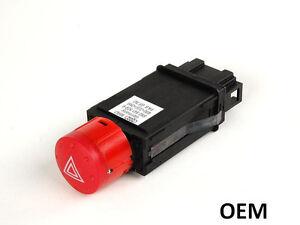 Audi TT Hazard Switch Turn Signal Relay Flasher Knob Genuine