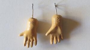 Mains-standard-pour-poupees-anciennes-034-STA-2-034-Antique-doll-hands-Standard